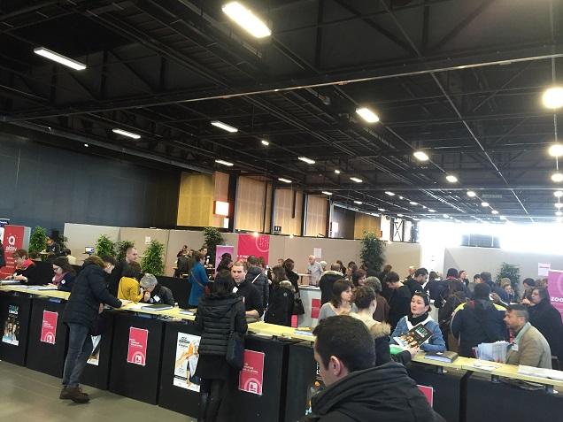 DR - Le Forum pour l'emploi vient de fermer ses portes avec une fréquentation de 5 700 participants.