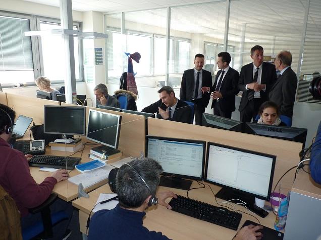 Helpline se développe et crée de nouveaux emplois à Angers