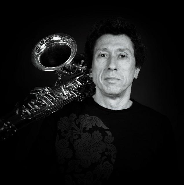 """DR - Eric Barret, parrain du Festival de jazz """"  Bouche à Oreille"""" à Bouchemaine"""