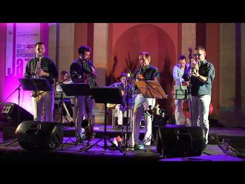 Capture youtube. Un avant-goût de la soirée charleston avec le groupe SteamBoat Band
