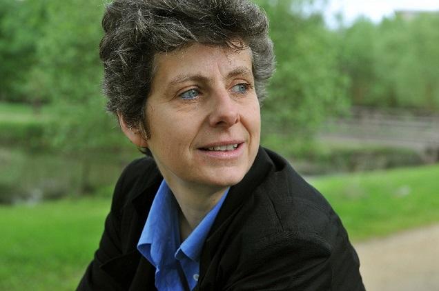 Credit Anita Nouteau - Corinne Bouchoux, Sénatrice de Maine-et-Loire.