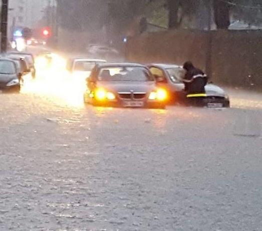 DR- inondation du 11 Mai. Reconnaissance de l'état de catastrophe naturelle pour la ville d'Angers