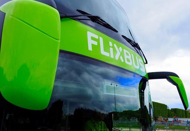 Flixbus lance la 1ère liaison « car Macron » entre Angers et Le Mans.