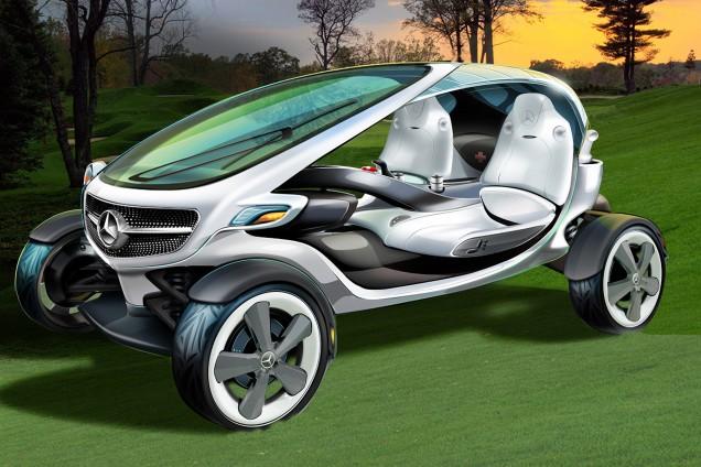 """Image d'illustration. Les cambrioleurs, Fans de """"Fast and Furious"""" utilisaient une voiturette pour leurs méfaits. Nous leur proposons ce modèle qui n'existe pas encore, un mixte entre la vitesse et la voiturette !"""