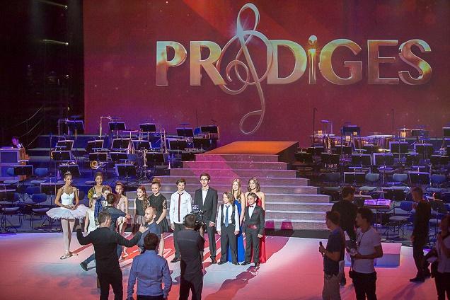"""Credit Shine France/ Venez assister à l'émission """"Prodiges"""" à Angers !"""