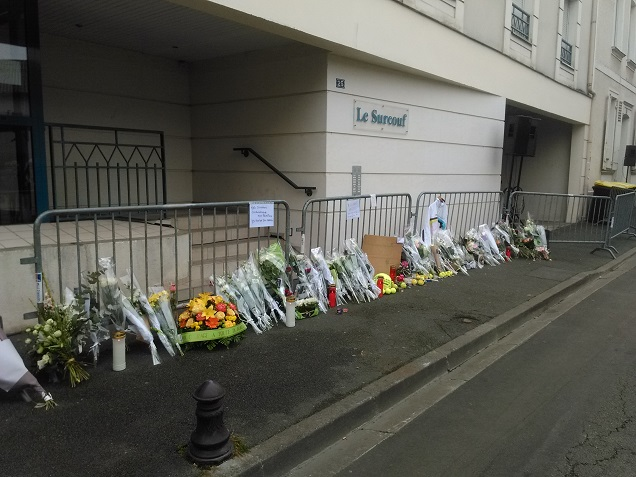 Crédit AM - Angers SCO rendra samedi hommage aux victimes du drame de la rue Maillé.