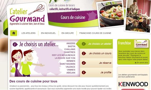 L'Atelier Gourmand, une franchise angevine en plein essor