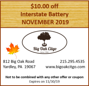 2019.11 $10 off battery