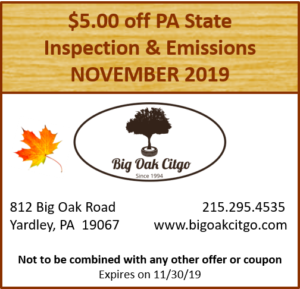 2019.11 $5 off Inspection