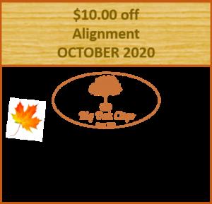 2020.10 – $10 off Alignment