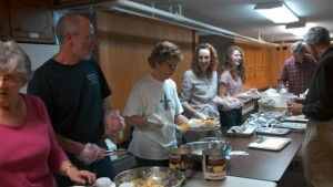 Community Meal at East Chestnut Mennonite Church