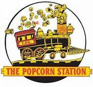 The Popcorn Station in Jeffersontown, KY (logo)