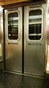 NYC Train Door Accident Lawsuits
