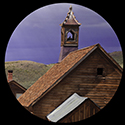 Ghosts of the Westforeground, Bodie ghost town, California, Usa