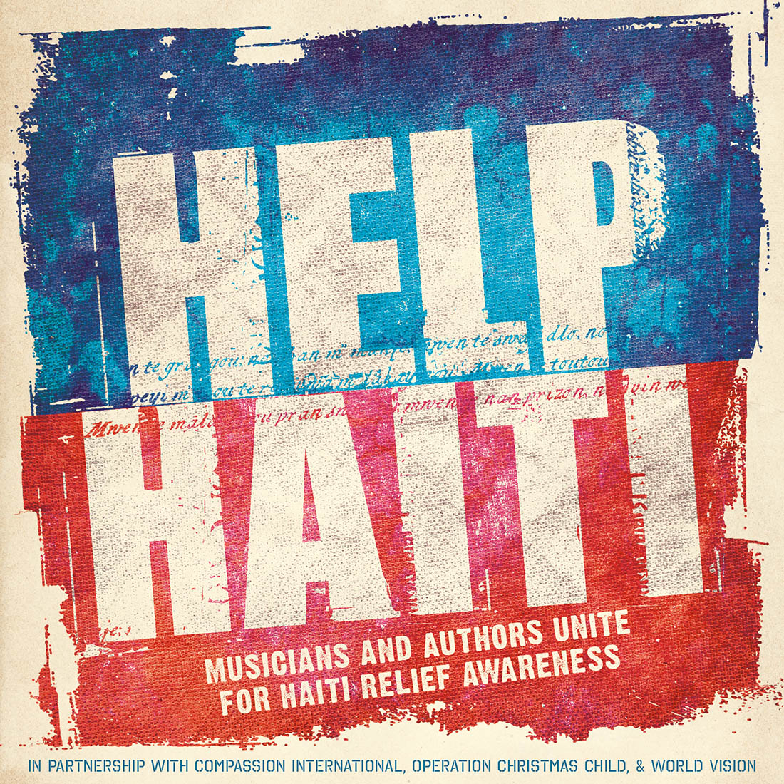 Packaging-CD-HelpHaiti