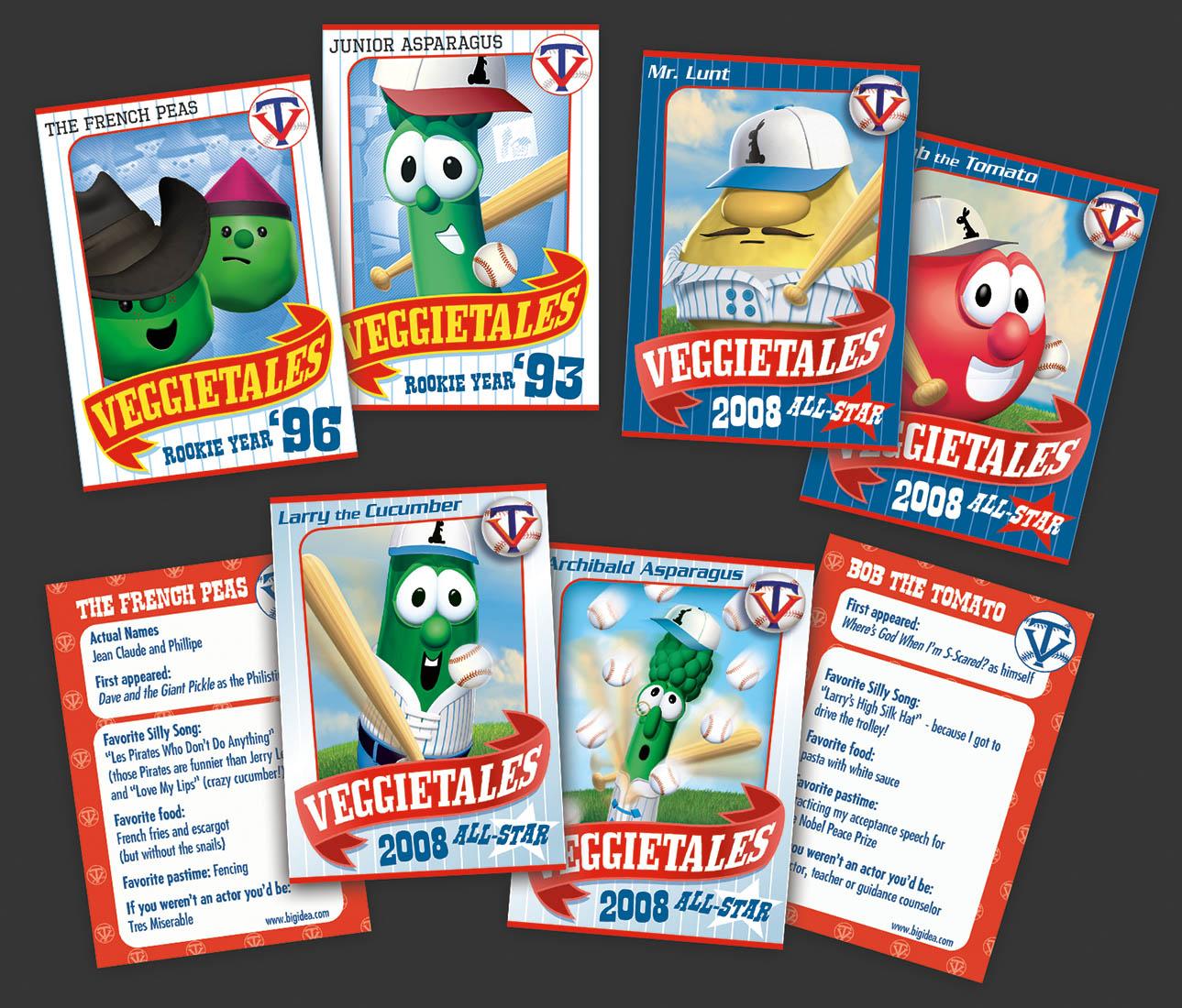 VT Baseball Cards