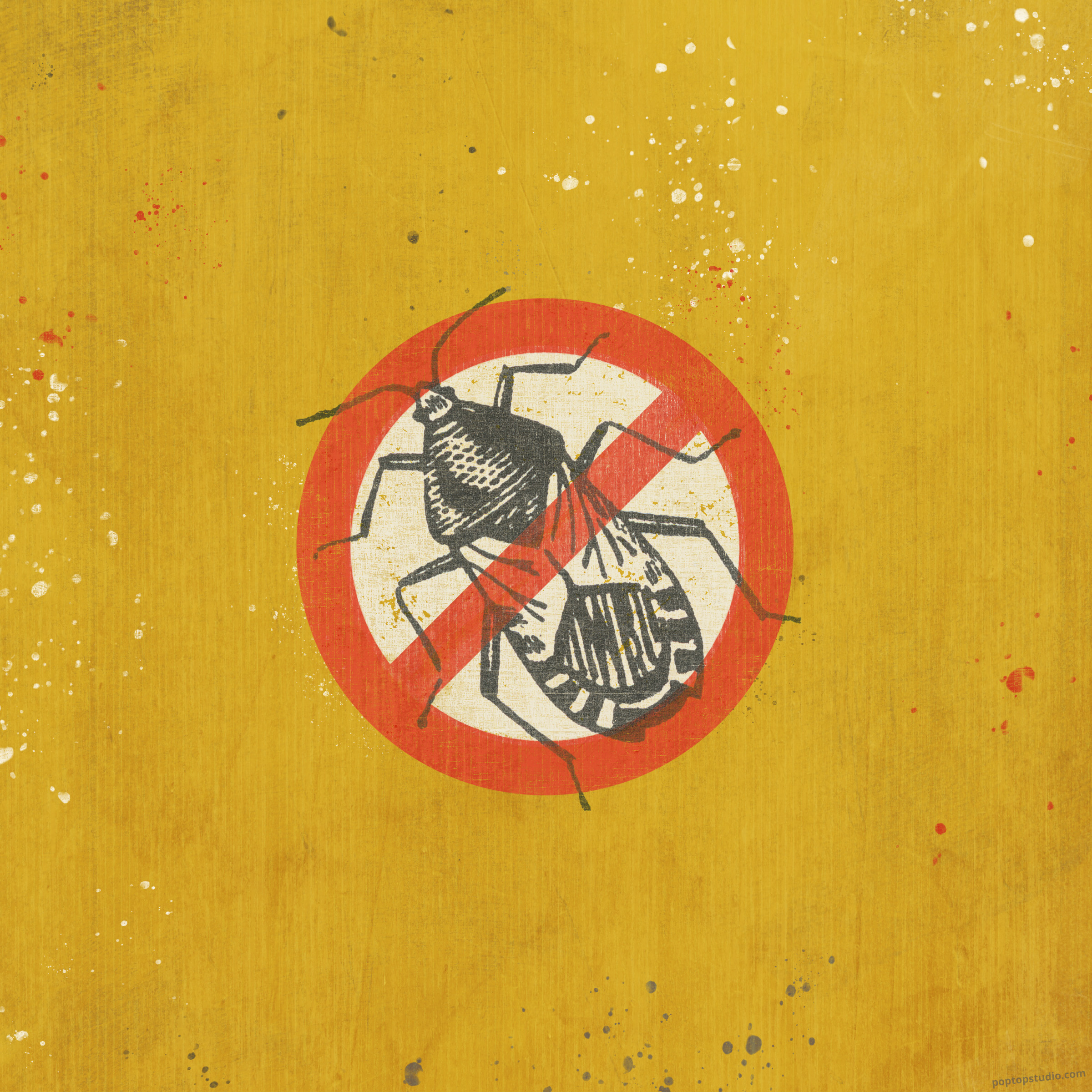Bug Killer Wallpaper