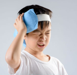 pediatric head injuries