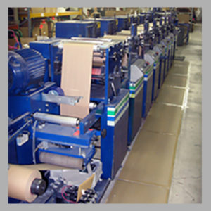 Die Cutting and Laser Cutting Machines for specialty materials