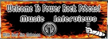 Welcome To Power Rock Podcast – Music Interviews