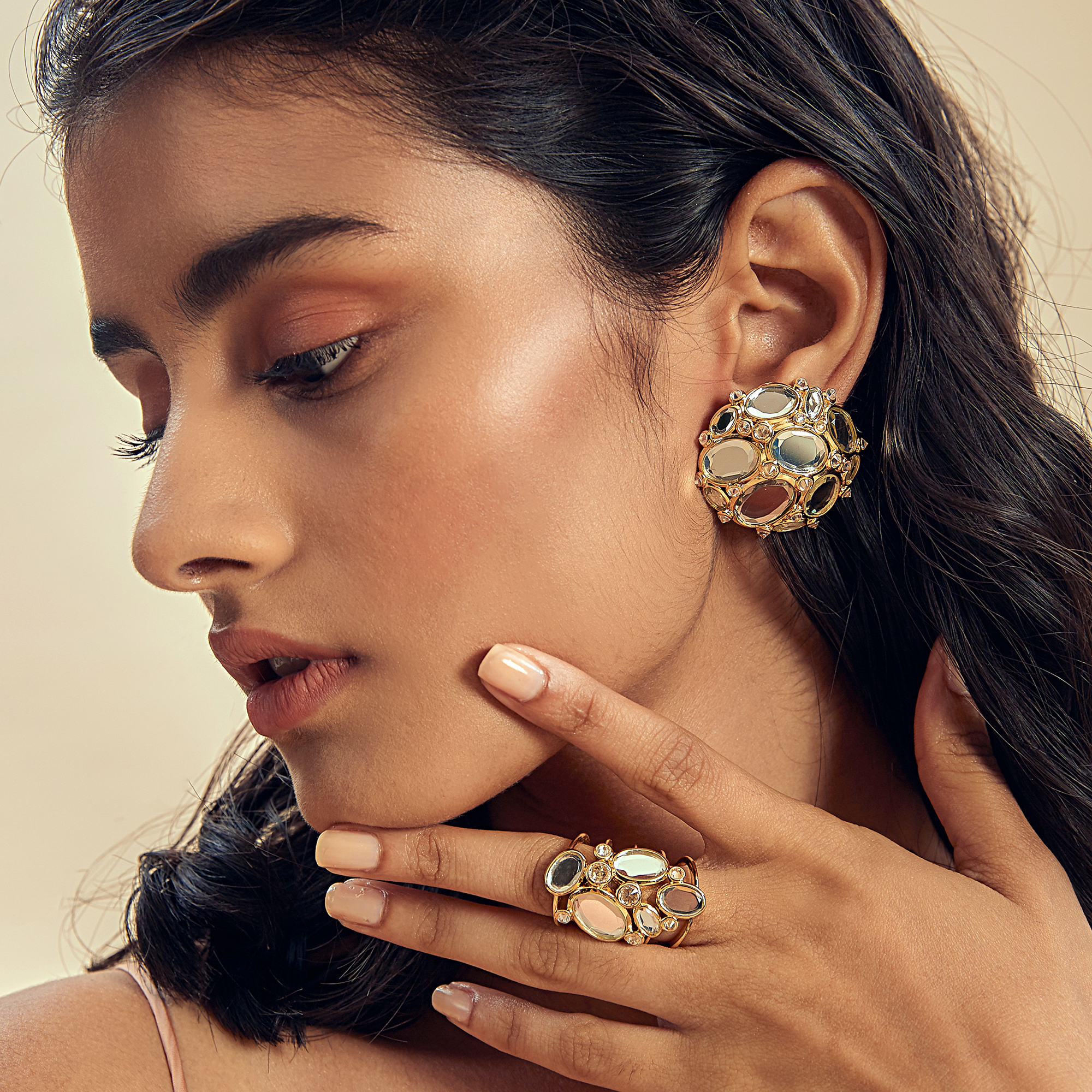 About Modern Indian Jewelry - Jewerly Inspiration - Instagram Jewelry Trends