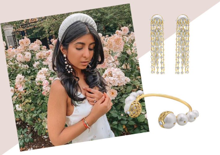 indian pearl jewelry - summer trends -001