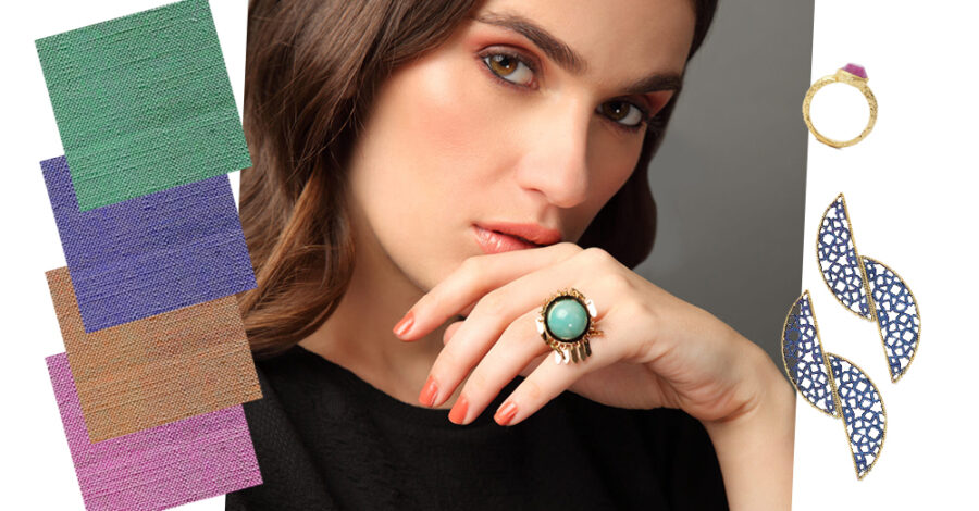 Indian Jewelry With the Hottest Fall 2019 Color Trends 002