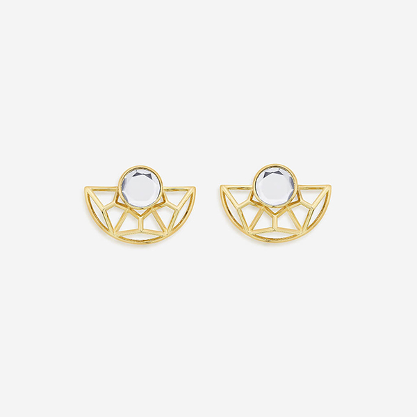 Modern Indian Earrings Holiday Party Style (1)