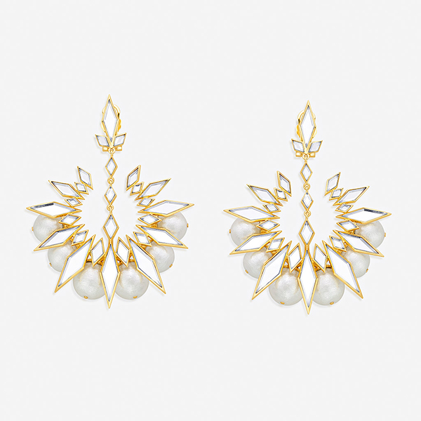 Modern Indian Earrings Holiday Party Style (3)