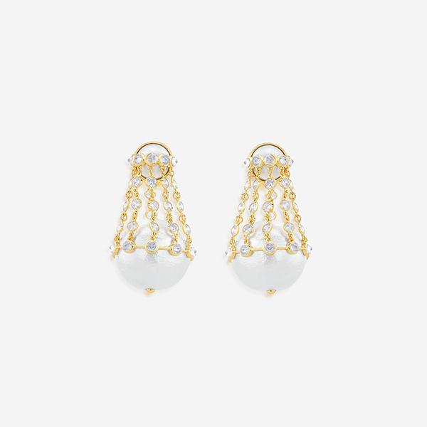 Modern Indian Earrings Holiday Party Style (7)