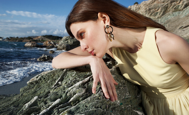 Free-Spirited Jewelry - Isharya - Borderless SS20-4