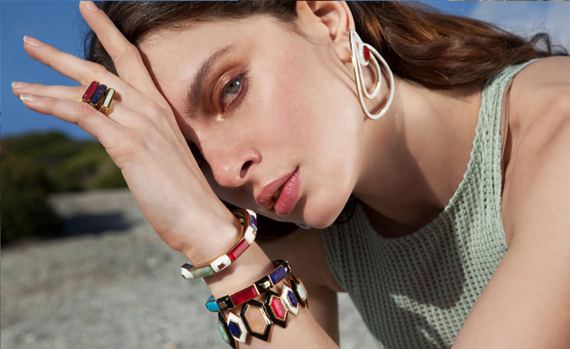 Free-Spirited Jewelry - Isharya - Borderless SS20-5