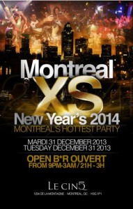 montreal hottest party