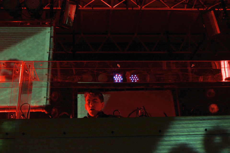 Igloofest. DJ Skream. Photo LIliane Hudecova