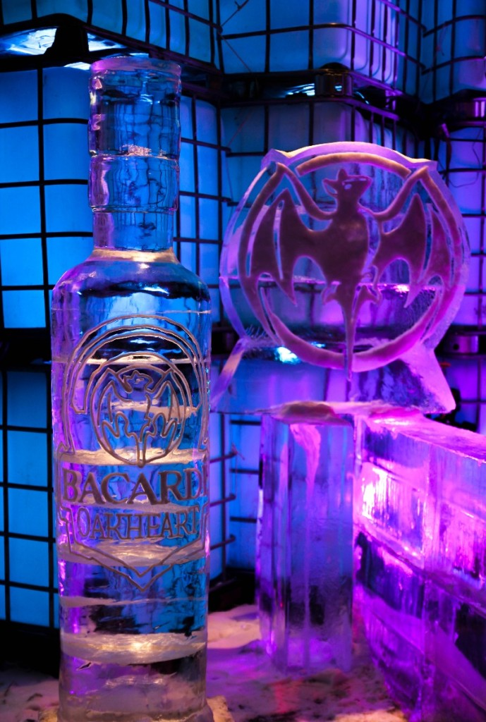 Igloofest Bacardi. Photo Natalia Siverina