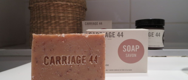 Carriage 44 Soap. Photo Rachel Levine