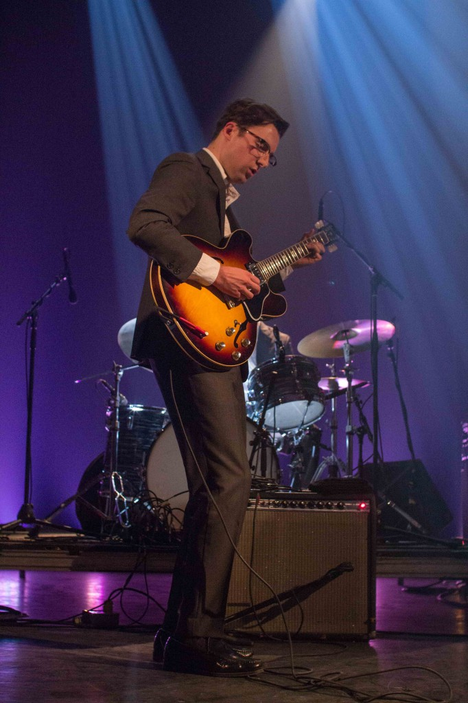 Nick Waterhouse Club Soda Five