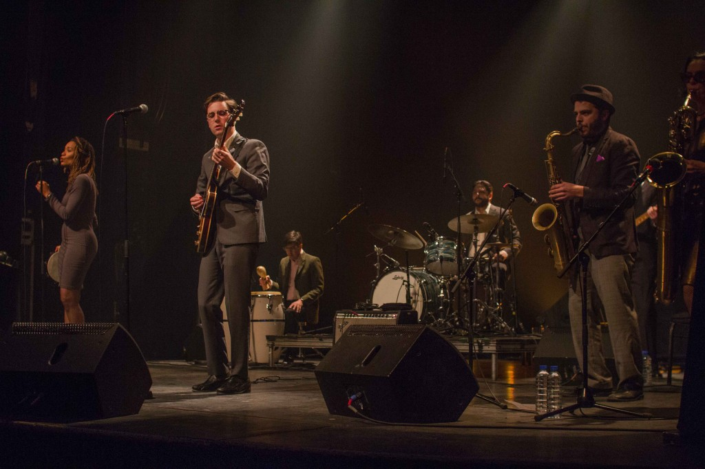 Nick Waterhouse Club Soda One