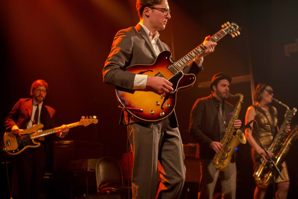 Nick Waterhouse Club Soda Seven