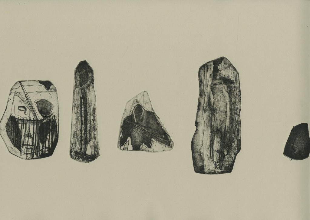 Intaglio by Gabrielle Brais Harvey