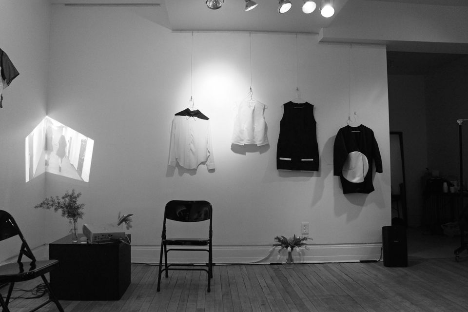Christina Julien Fashion Pop Up. Photo LIli Hudecova.