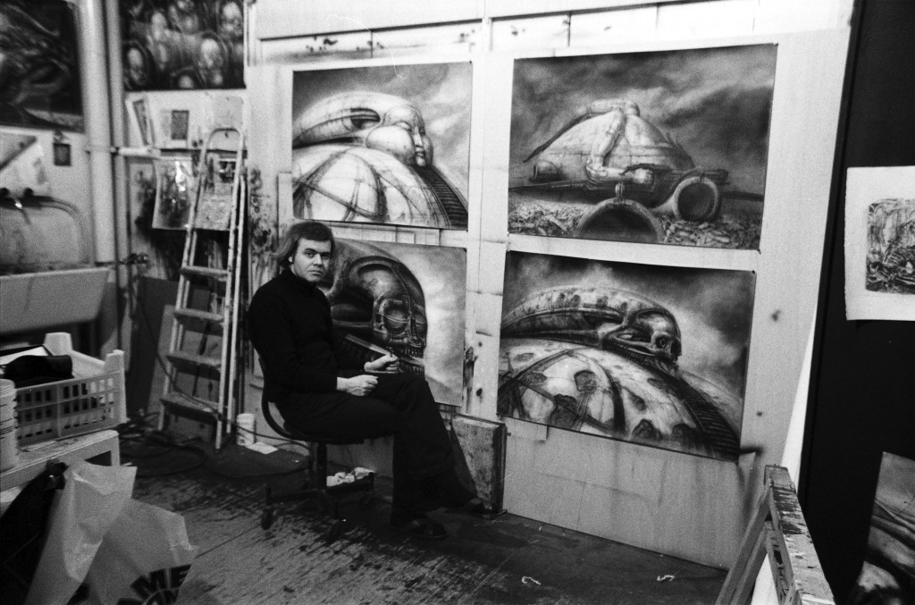 H.R. Giger Courtoisie de Sony Pictures Classics