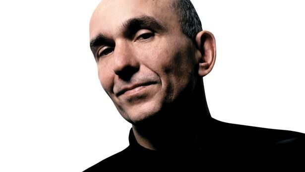 Peter Molyneux, founder of Bullfrog and later Lionhead