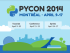 PyCon 2014 Website