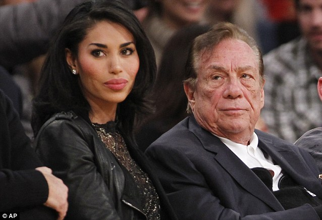 AP Photo of Donald Sterling