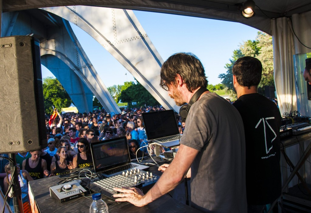Piknic Electronik. June 22 2014. Photo Madisyn Aliya