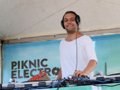 Piknic Electronik. June 15 2014. Photo Fernando Landin.