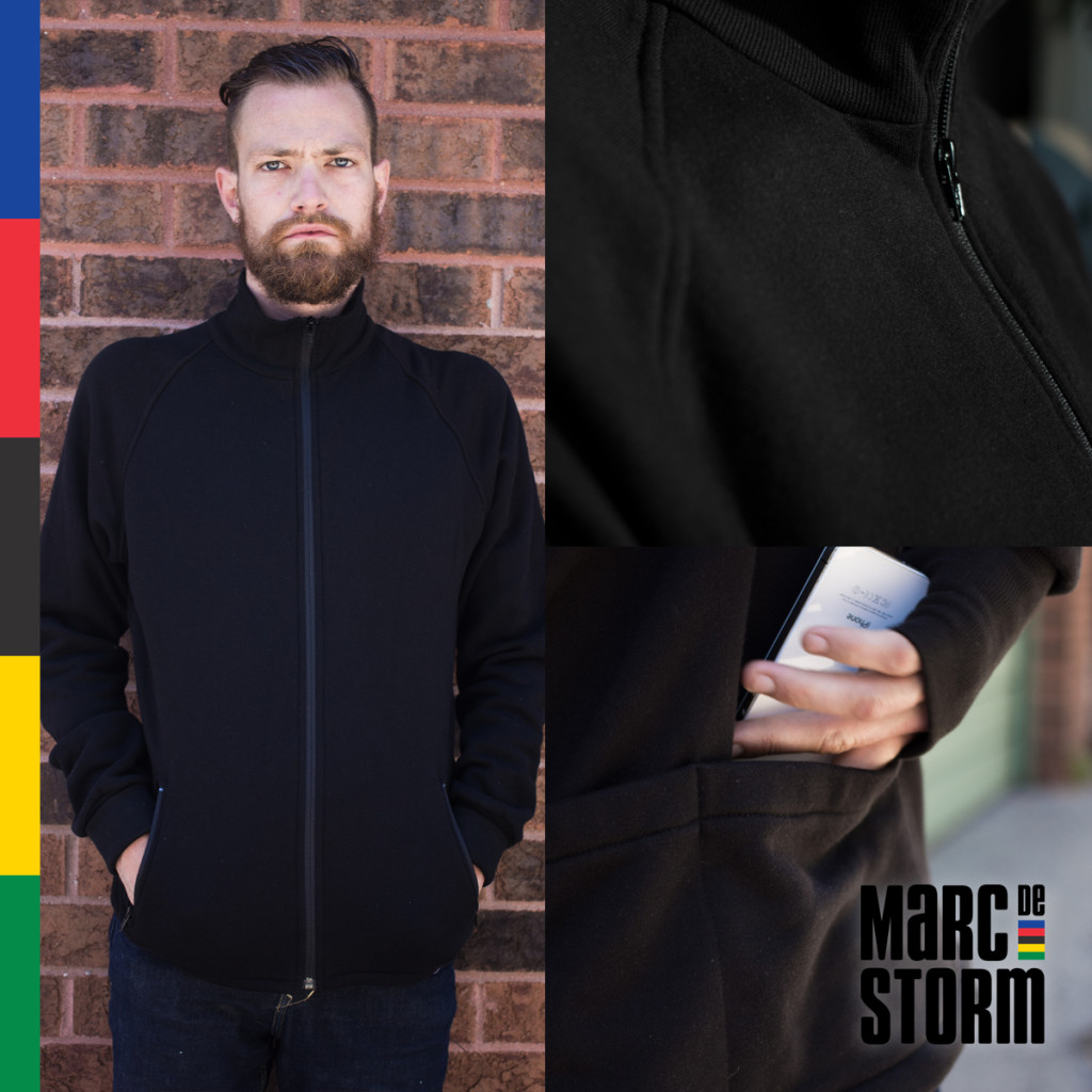 Marc de Storm The Sweater