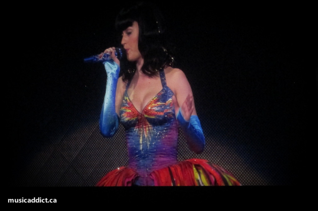 Katy Perry. Photo Jean-Frederic Vachon.