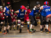 Montreal Sexpos vs Mont Royals. Photo Shaun Ventura